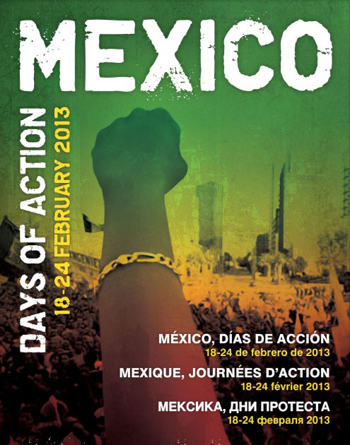 Mexico Days of Action 2