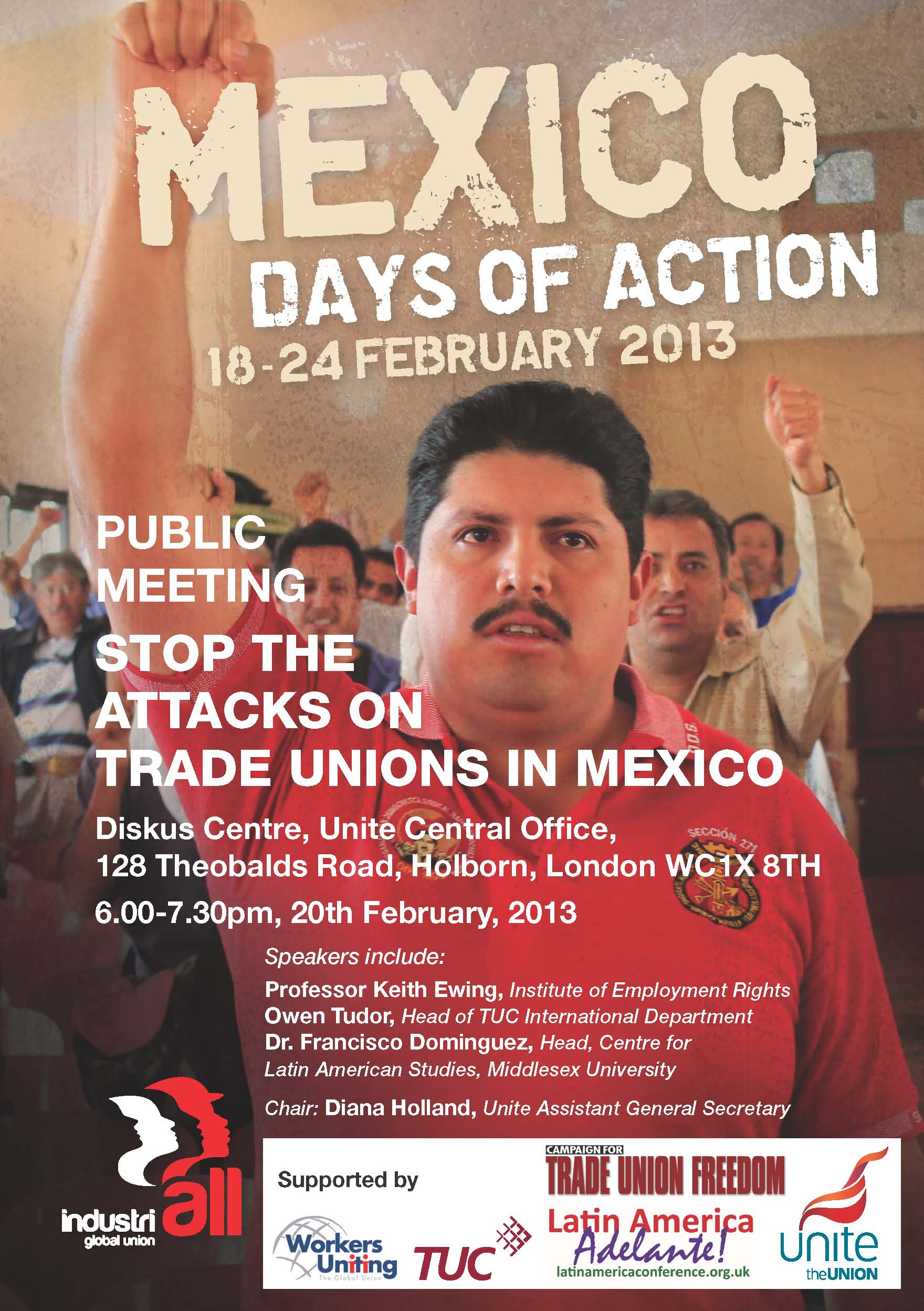 Mexico Days of Action